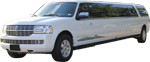 14 passenger Lincoln Navigator up to 14 people
